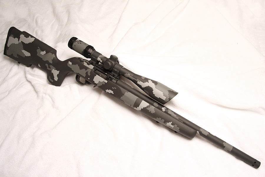 Ruger 10/22 i Boyds Tacticoolstock.