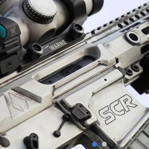 Mission First Tactical E-VOLV AR ENHANCED MAG RELEASE