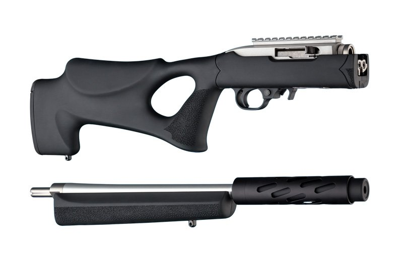 Hogue Thumbhole Stock 10-22 Take-Down Standardpipa