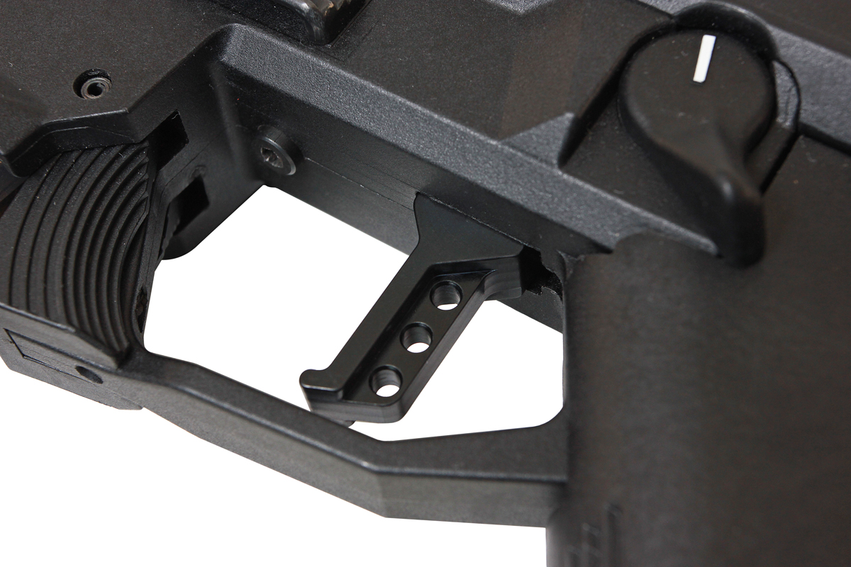 CZ SCORPION FLAT TRIGGER - BLACK