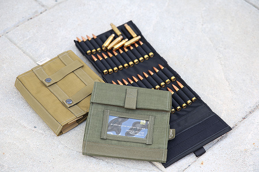Cole-Tac Ammo Book