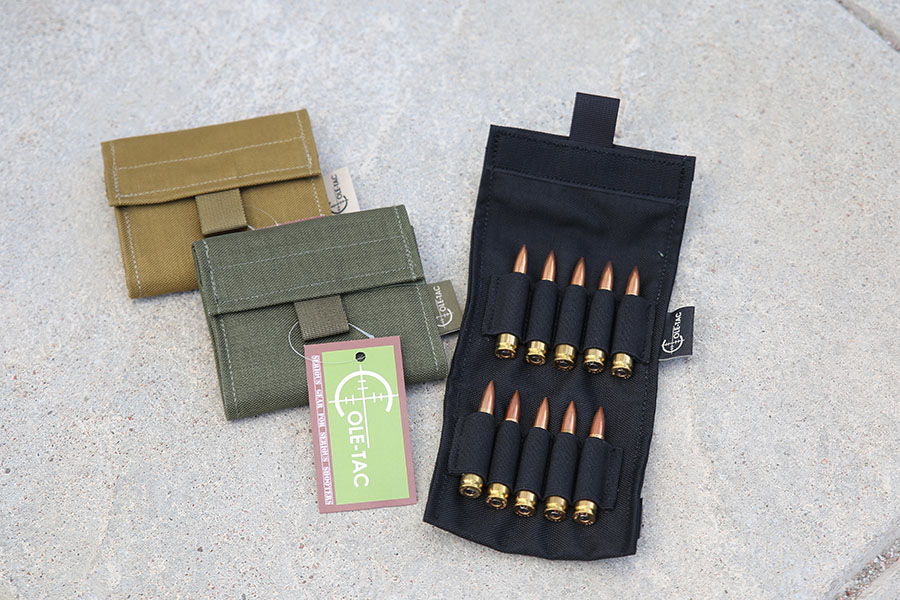 Cole-Tac Hunter Ammo Wallet