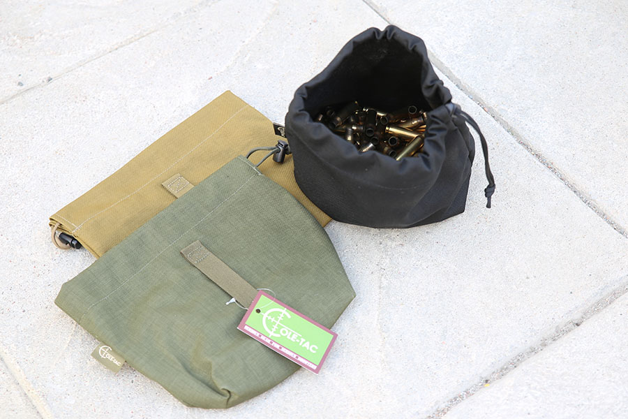 Cole-Tac Brass Bag