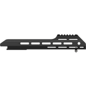 "MDT ESS FORE END 15"" PARTIAL RAIL"