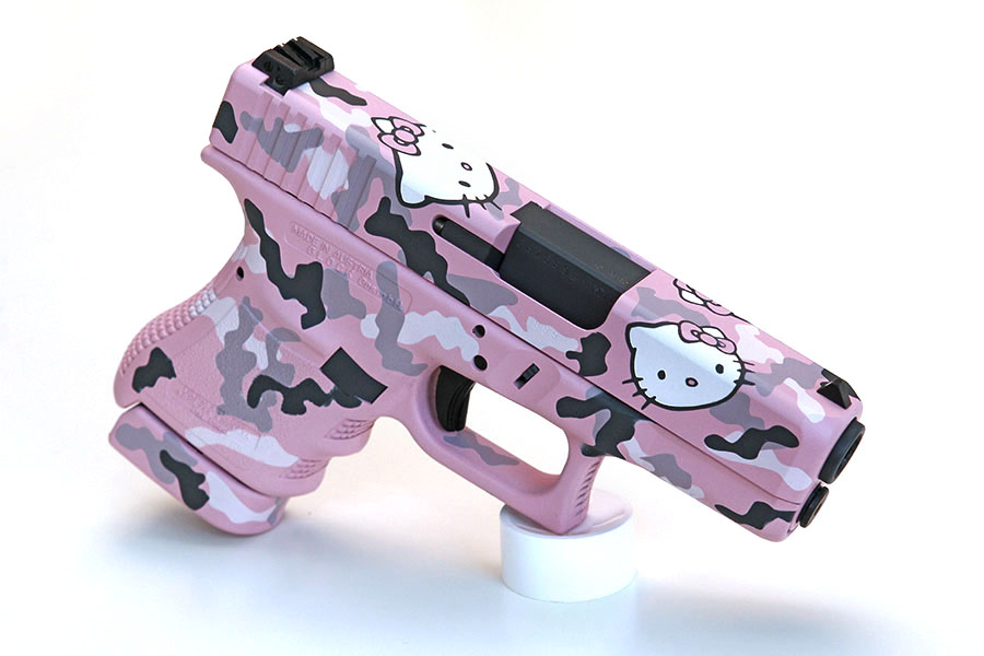 Glock 30 Hello Kitty