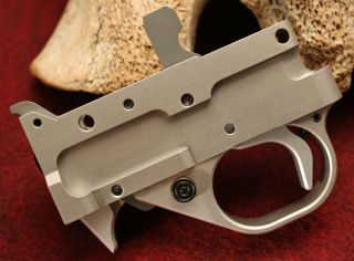 KIDD Single Stage Trigger Silver