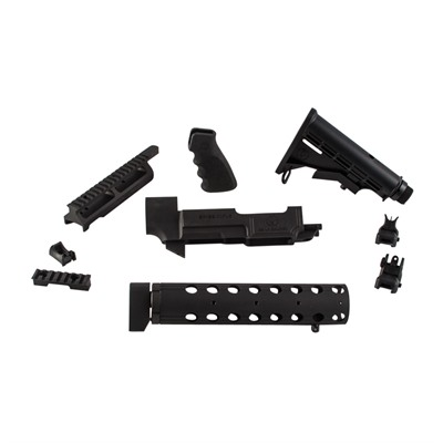 RUGER - 10/22 SR-22 RIFLE CONVERSION KIT BLACK